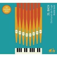 J.s.bach-the art of fugue(cd+cat)