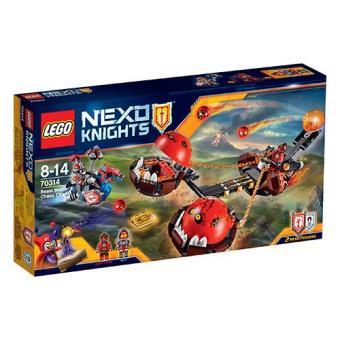 Carro do Caos de Beast Master (LEGO Nexo Knights 70314)