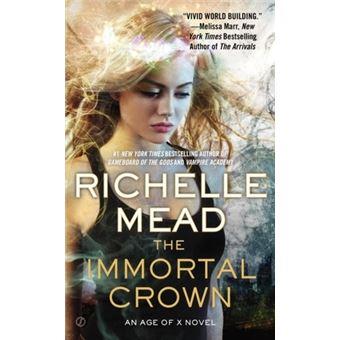 Richelle mead saber tudo sobre os produtos livros na fnac the immortal crown the immortal crown fandeluxe Gallery
