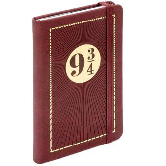 Caderno Pautado J. K. Rowling's Wizarding World: Platform 9 3/3 Bolso