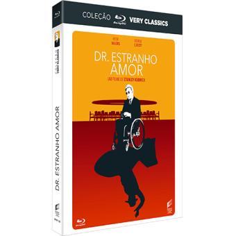 Dr. Estranho Amor - Coleção Blu-ray Very Classics