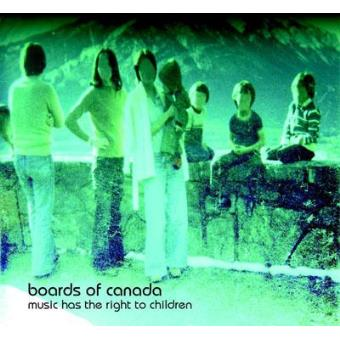 Music has the right to Children (2LP+MP3 Download Card)
