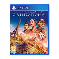 Sid Meier's Civilization VI - PS4