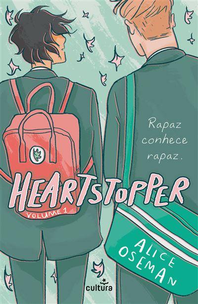 Heartstopper - Livro 1: Rapaz Conhece Rapaz - Alice Oseman - Compra Livros  ou ebook na Fnac.pt