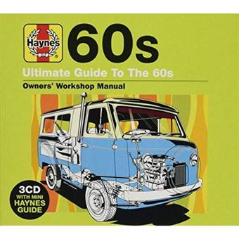 Haynes Ultimate Guide To 60s - 3CD