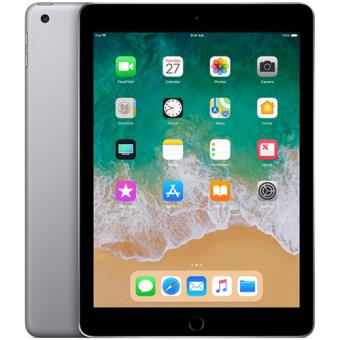 Apple iPad - 128GB Wi-Fi - Cinzento Sideral