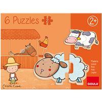 6 Puzzles - A Quinta da Carla