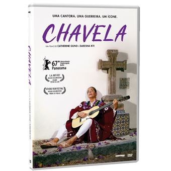 Chavela - DVD