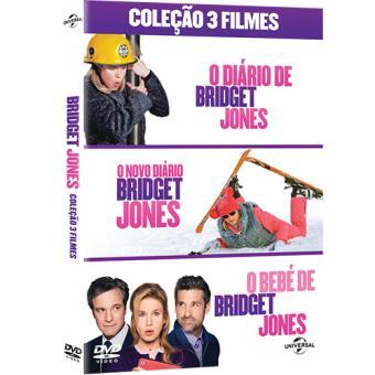 Coleção 3 Filmes - Bridget Jones (DVD)