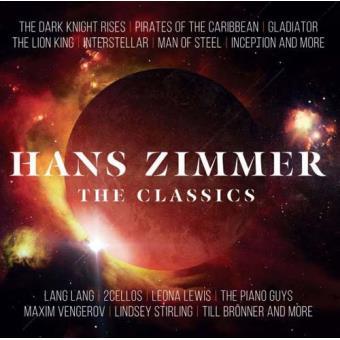 Hans Zimmer : The Classics (LP)