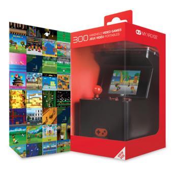 Retro Arcade Machine X - 300 Jogos
