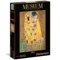 Puzzle Klimt: Il Bacio - 500 Peças - Clementoni