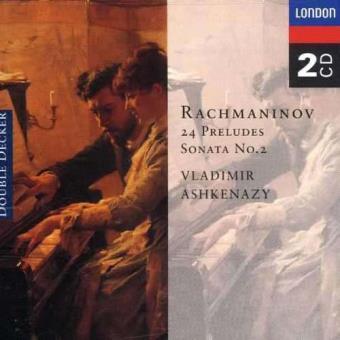 Rachmaninov: 24 Preludes (2CD)