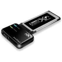 Creative Sound Blaster X-Fi Notebook Expresscard