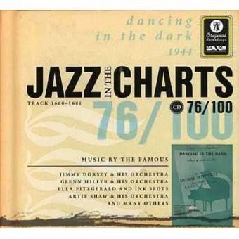 Jazz in the Charts 76 - Dancing in the Dark 1944