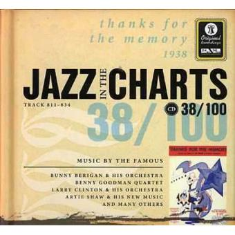 Jazz in the Charts 38 - Thanks for the Memory 1938