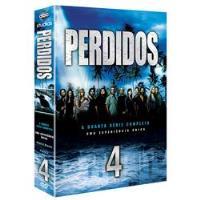 Lost: Perdidos - 4ª Temporada - DVD