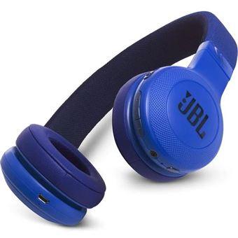 Auscultadores Bluetooth JBL E45BT - Azul