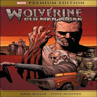 Marvel premium edition: wolverine: