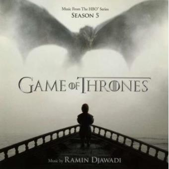 BSO Game of Thrones (Music from the HBO-Series-Vol.5)