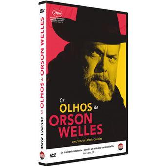 Os Olhos de Orson Welles - DVD