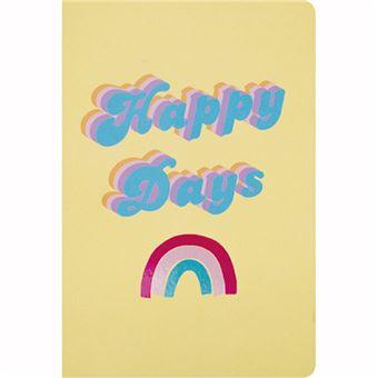 Agenda Semanal 12 Meses 2020 A5 Go Stationery - Happy Days