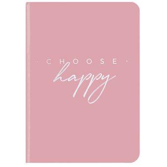 Caderno Liso TeNeues GlamLine Happy A5