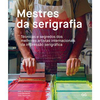 Mestres da Serigrafia - Dolly Demoratti d258ce6a84d02