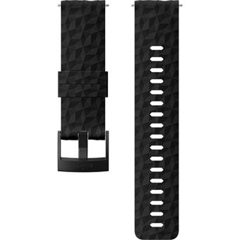 Bracelete Suunto Explore 1 - 24mm - Black Black