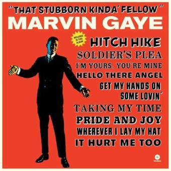 That Stubborn Kinda Fellow - LP