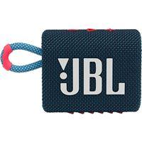 Coluna Portátil JBL GO 3 - Azul   Coral