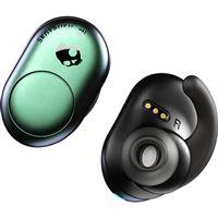 Auriculares Bluetooth True Wireless Skullcandy Push - Psycho Tropical Teal