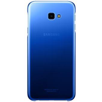 Capa Samsung Gradiente para Galaxy J4+ - Azul