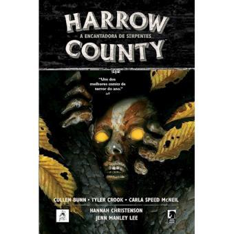 Harrow County - Livro 3: A Encantadora de Serpentes