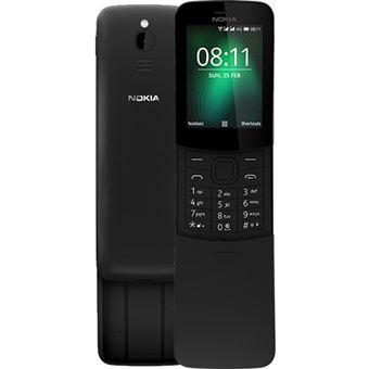 Nokia 8110 4G - Preto