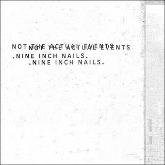 Not The Actual Events EP - CD