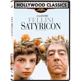 Fellini: Satyricon - DVD