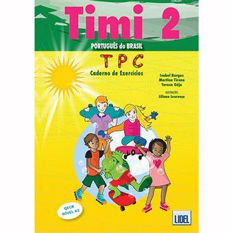 Timi 2: Caderno de Exercícios
