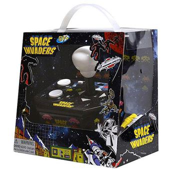 Consola Retro TV Arcade - Space Invaders