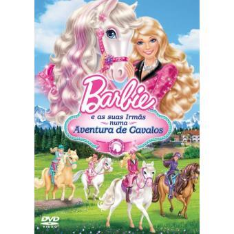 Barbie e as suas Irmãs numa Aventura de Cavalos