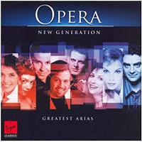 """VARIOS-OPERA NEW GENERATION """"GR(2CD"""