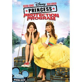 Programa de Protecção de Princesas - DVD