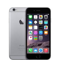 Apple Iphone 6 - 16GB - Cinzento Sideral - Recondicionado Grade A + Capa + Película