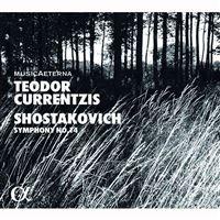 Shostakovich: Symphony No.14 - CD