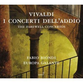 Vivaldi | I concerti dell'addio