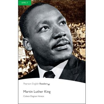 Pearson English Readers Level 3:  Martin Luther King
