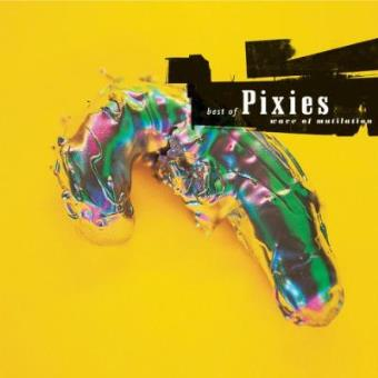 Best of Pixies: Wave of Mutilation - 2LP Colored
