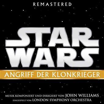 BSO Star Wars: Angriff der Klonkrieger - CD