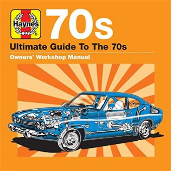 Haynes Ultimate Guide to 70s - 3CD