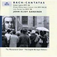 BACH-CANTATAS BWV106,118,231,198